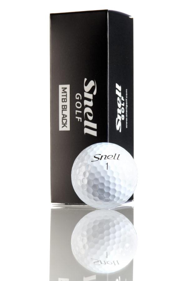 MTB Black von Snell Golf 3er sleeve