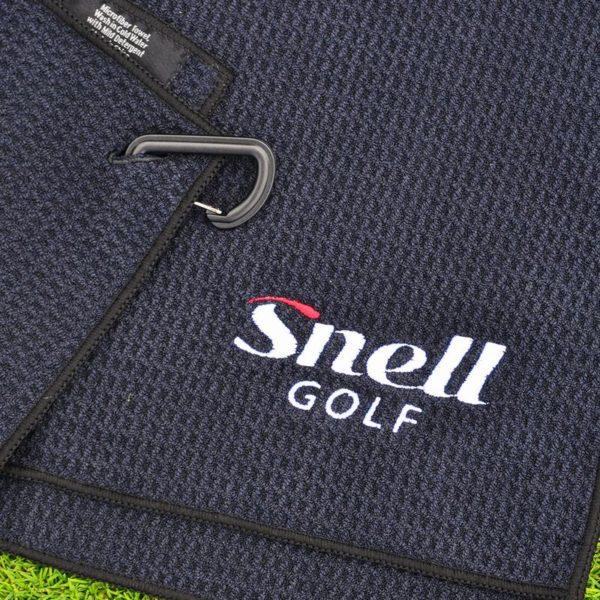 MTb Mikrofasertuch von Snell Golf